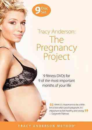 TRACY ANDERSON:PREGNANCY PROJECT BY ANDERSON,TRACY (DVD)