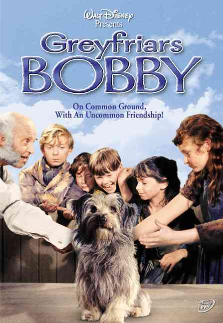 GREYFRIARS BOBBY BY CRISP,DONALD (DVD)